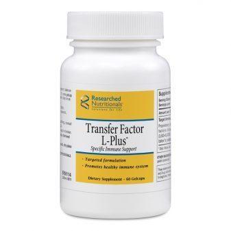 Transfer Factor L-Plus  (60 Gelcaps)
