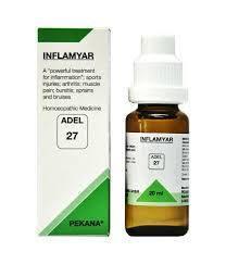 Inflamyar Drops 100 ml.