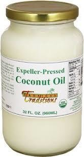 Expeller Pressed Coconut Oil