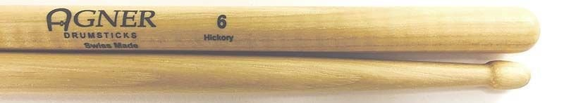 Agner Swiss Mod. s6  American Hickory