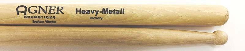 Agner Swiss Mod. Namen 'Heavy Metall'  American Hickory