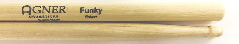 Agner Swiss Mod. Namen 'Funky'  American Hickory