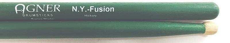 Agner Swiss Mod. Namen 'N.Y. Fusion'  American Hickory