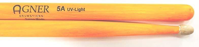Agner Swiss Mod. 5a/5b UV 'Orange'  American Hickory