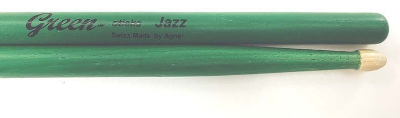 Agner Swiss Mod. G  'Jazz' Green Series  American Hickory