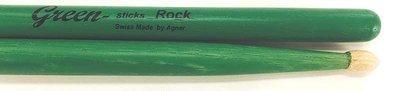Agner Swiss Mod. G 'Rock' Green Series  American Hickory