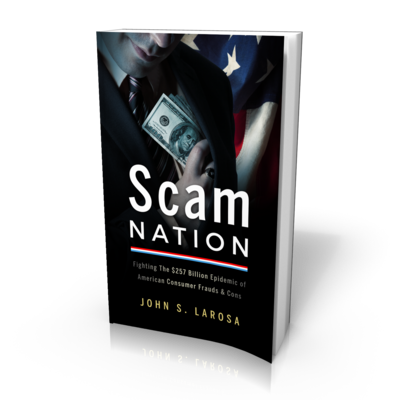 Scam Nation: Fighting The $257 Billion Epidemic of American Consumer Scams,  Cons & Frauds - Pdf Book