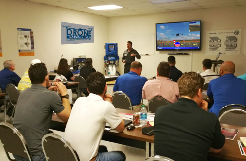 1-Day Instructor Led FAA Part 107 Recurrent review Ground School Course May 23rd, 2019 Lake In The Hills, IL