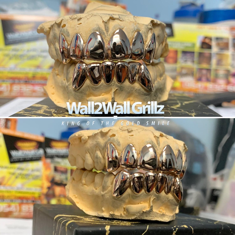 10 Karat Gold Grillz ($80 Per Tooth)