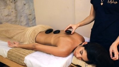 Hot Stones Massage 80min
