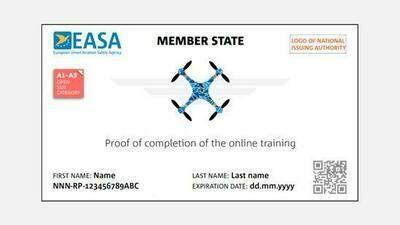 EU Dronebewijs A1/A3 en A2 online opleiding