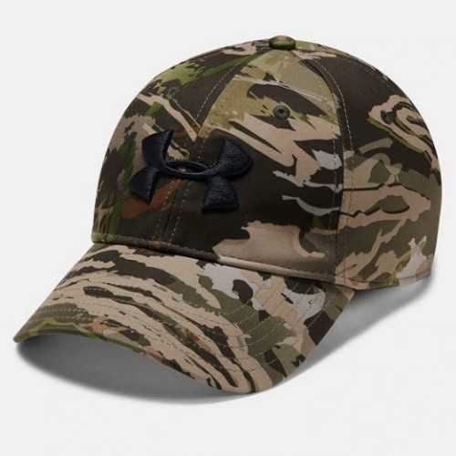 Кепка Under Armour UA Camo Stretch Fit Cap