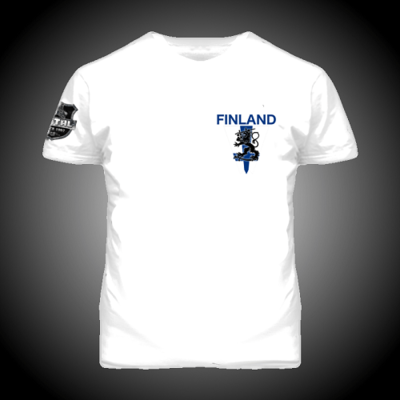 Спортивная футболка Metal Finland