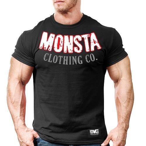 Мужская спортивная футболка Monsta Barbaric Strength-209