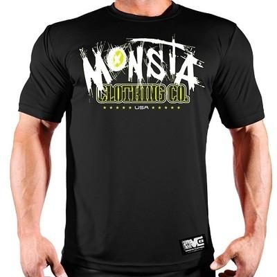 Мужская спортивная футболка Monsta Combat Genetics-139