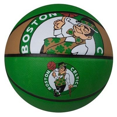 Баскетбольный мяч Spalding Boston Celtics