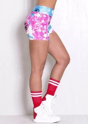 Женские шорты Rock Code Colorful