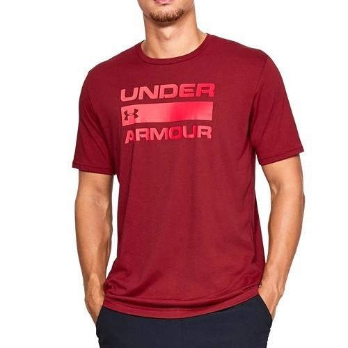 Мужская спортивная футболка Under Armour UA Team Issue Wordmark Short Sleeve