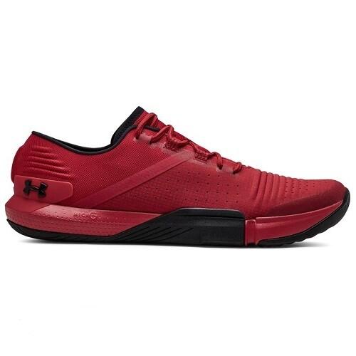 Мужские тренировочные/беговые кроссовки Under Armour UA TriBase Reign Red