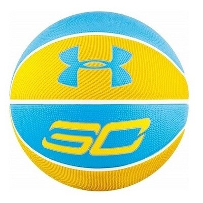 Баскетбольный мяч Under Armour Curry Mini Ball