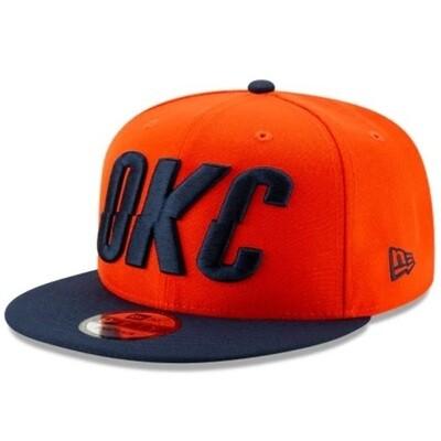 Snapback New Era Oklahoma City Thunder