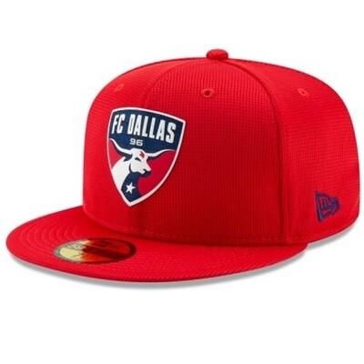 Snapback New Era FC Dallas 59Fifty