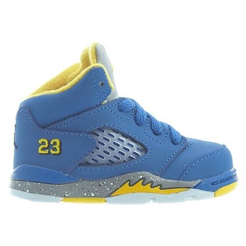 Детские баскетбольные кроссовки Jordan 5 LANEY JSP