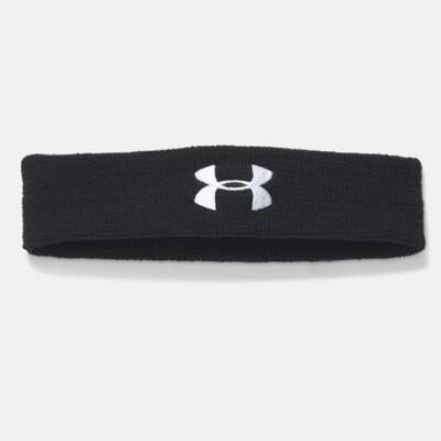 Повязка для головы Performance Headband Black Under Armour