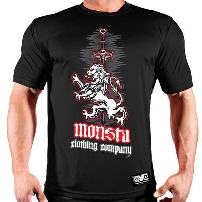 Мужская спортивная футболка Monsta Warrior -146