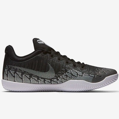 Мужские баскетбольные кроссовки NIKE Mamba Rage Dark Grey
