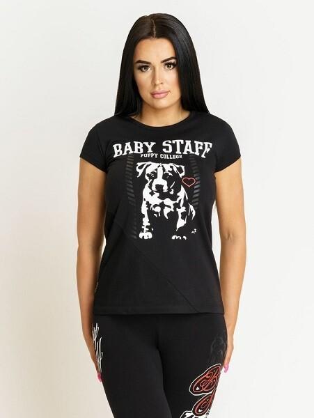 Женская спортивная футболка Amstaff Babystaff Felba