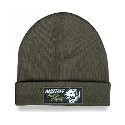 Мужская спортивная шапка Amstaff Loyalty Beanie  Olive