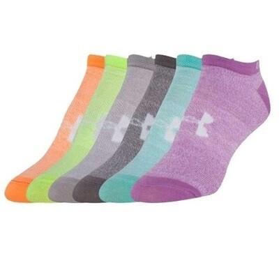 Спортивные носки Under Armour Big Logo No-Show