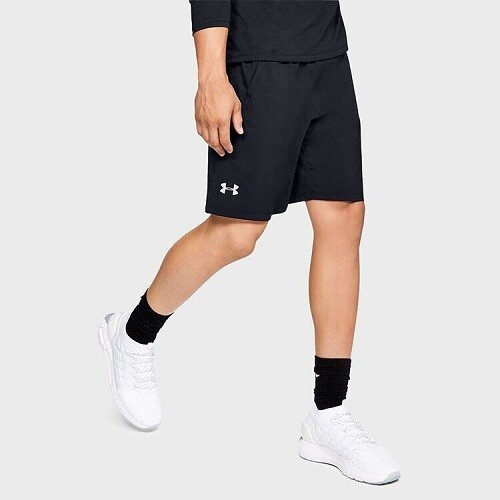 Мужские спортивные шорты Under Armour Launch Black