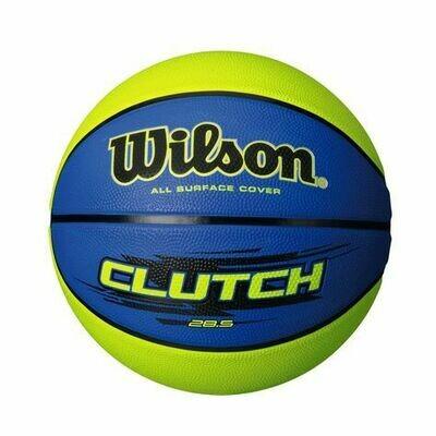 Мяч баскетбольный WILSON Clutch Basketball 28.5