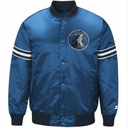 Куртка Starter Timberwolves NBA