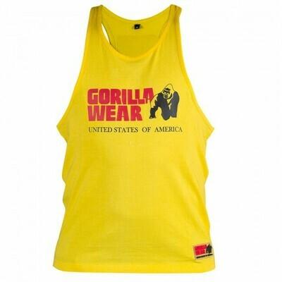Майка Classic Yellow Gorilla Wear
