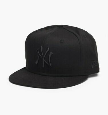 Snapback New York Yankees Black