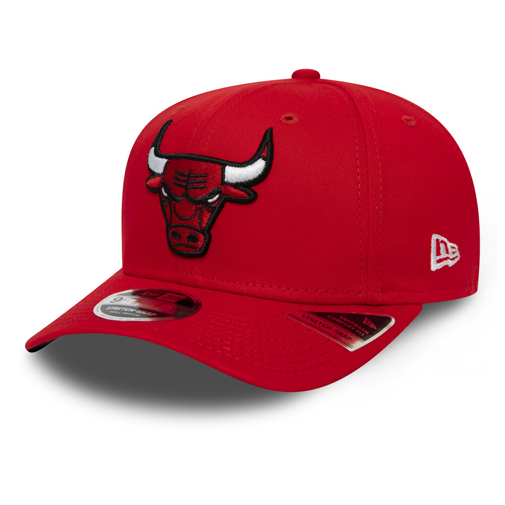 Snapback TEAM CHICAGO BULLS STRETCH SNAP 9FIFTY
