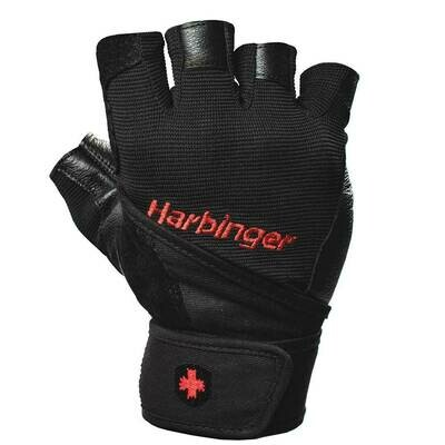 Перчатки Pro Wrist Wrap Gloves HARBINGER