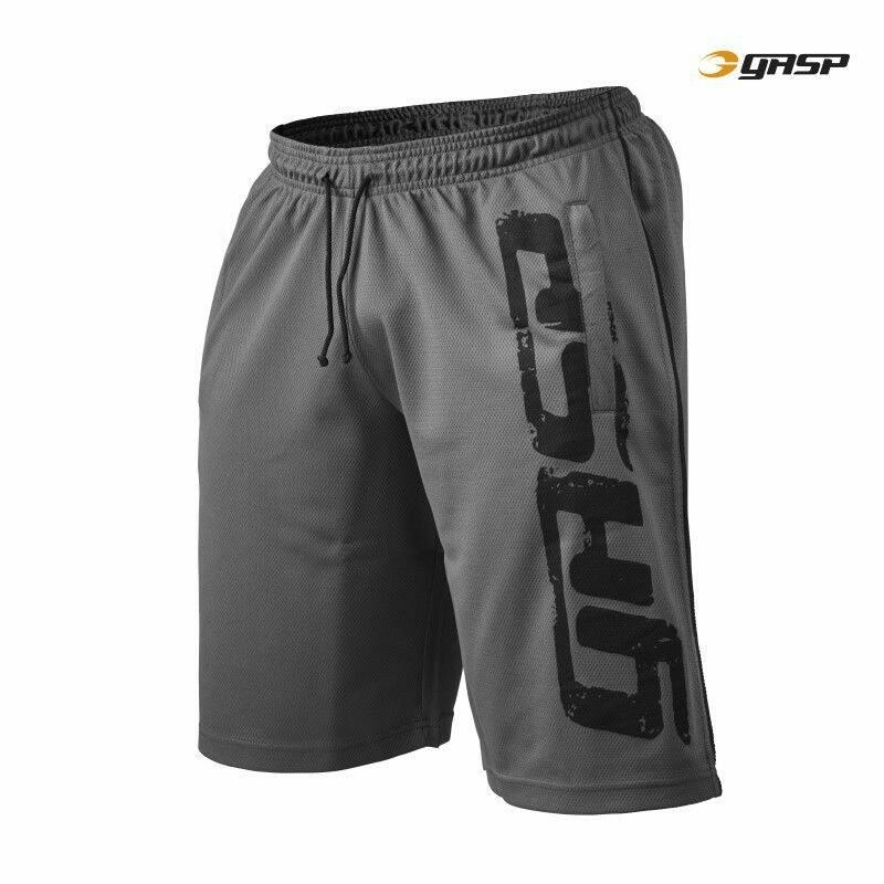 Шорты спортивные Pro Mesh Shorts Grey Gasp