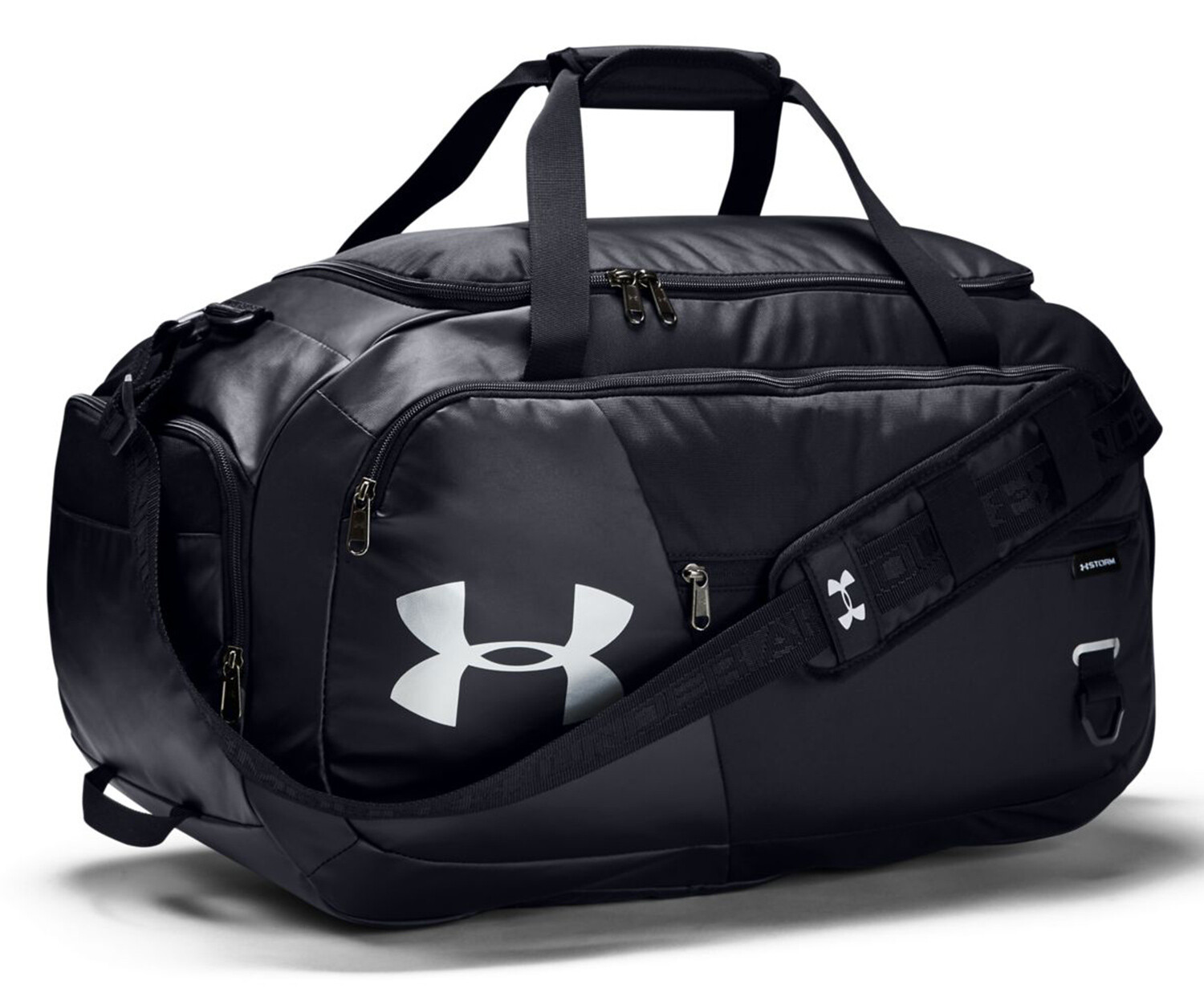 Сумка спортивная Undeniable Duffel 4.0 Medium Duffle Bag Black Under Armour