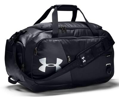 Сумка спортивная Undeniable Duffel 4.0 Medium Duffle Bag Black Under Armour