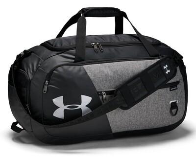 Сумка спортивная Undeniable Duffel 4.0 Medium Duffle Bag Grey Under Armour