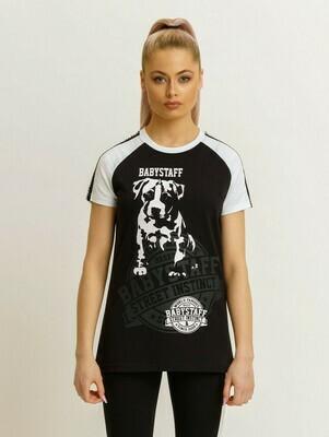 Женская спортивная футболка Amstaff Babystaff Roula