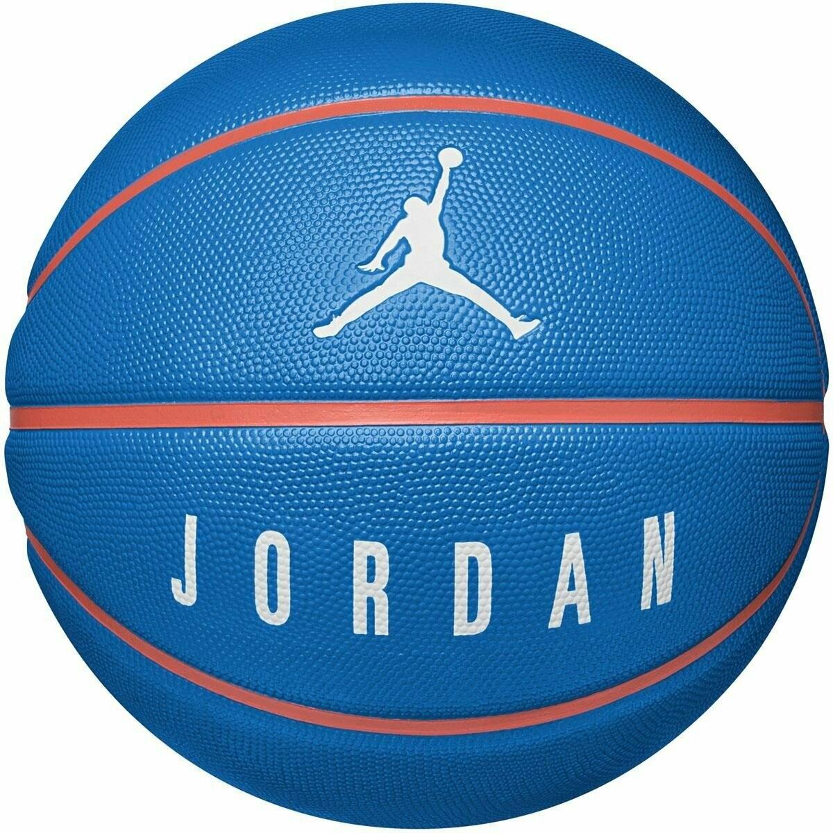 Баскетбольный мяч JORDAN Playground 8P, размер 7