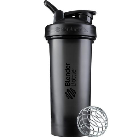 Шейкер  BlenderBottle® Classic V2 Full Color Black, 828 мл