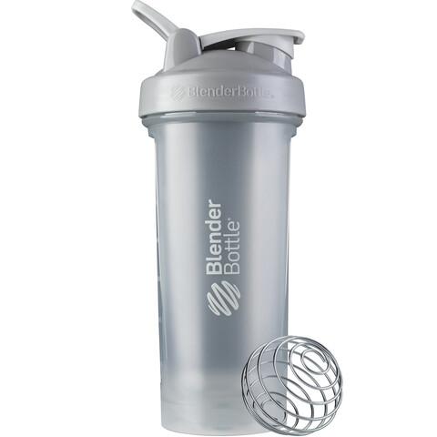 Шейкер  BlenderBottle® Classic V2 Full Color Grey, 828 мл