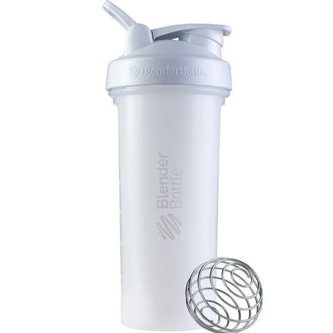 Шейкер  BlenderBottle® Classic V2 Full Color White, 828 мл