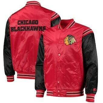 Куртка Starter Chicago Blackhawks NHL